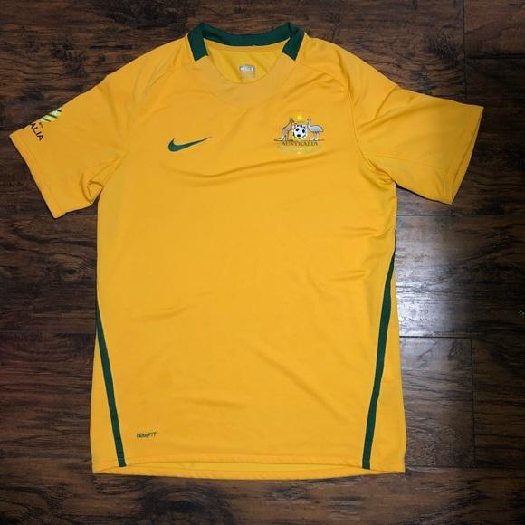 db9853d7f Nike Australia soccer jersey shirt. M_5c709651c61777e815100cd8